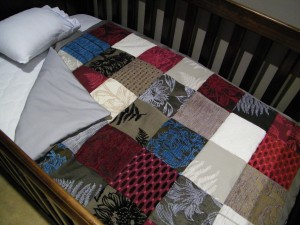 My Finished Quilt Cover