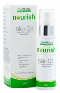 Natralia Nourish Skin Oil