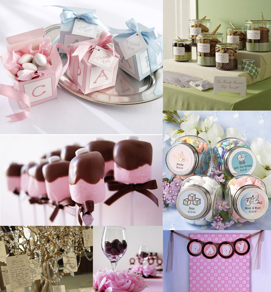 Baby Shower Inspirational Images