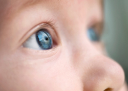 Melanin can Change a Baby's Eventual Eye Colour