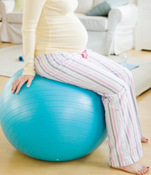 Your Balance and Center of Gravity Change During Pregnancy