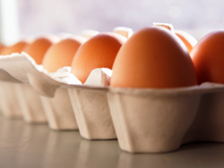 Food Hazards While Pregnant - Eggs Should Not Be Runny