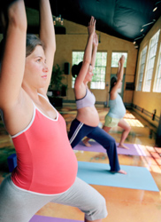 Change to a Lower Pace Exercise Program When Pregnant