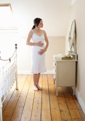 Stay Comfortable When Pregnant By Wearing Loose Fitting Clothing