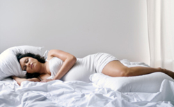 Pillows or Even a Pregnancy Body Pillow Can Help You Feel Relaxed & Supported