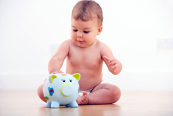 Be Prepared - Raising a Baby is Costly.