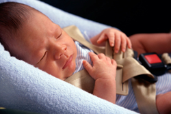 Have Your Car Seat or Capsule Installed to Bring Home Your Precious Cargo.