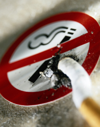 Make Important Life Style Changes Such as Quiting Smoking.