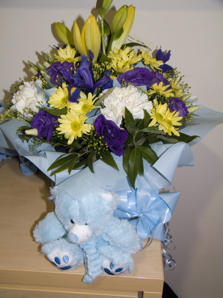 Flowers from Everyone at Free Choice