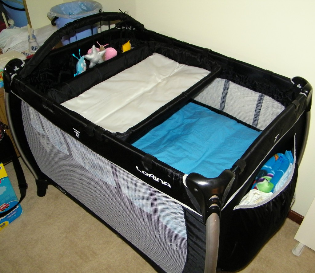 Second Hand Porta Cot Bought on eBay