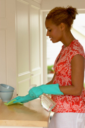 Use Natural Cleaning Products as an Alternative to Harsh Chemicals