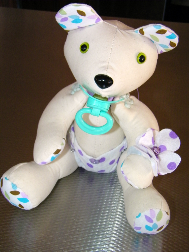 Timiney's Baby Signature Bear Made By Me