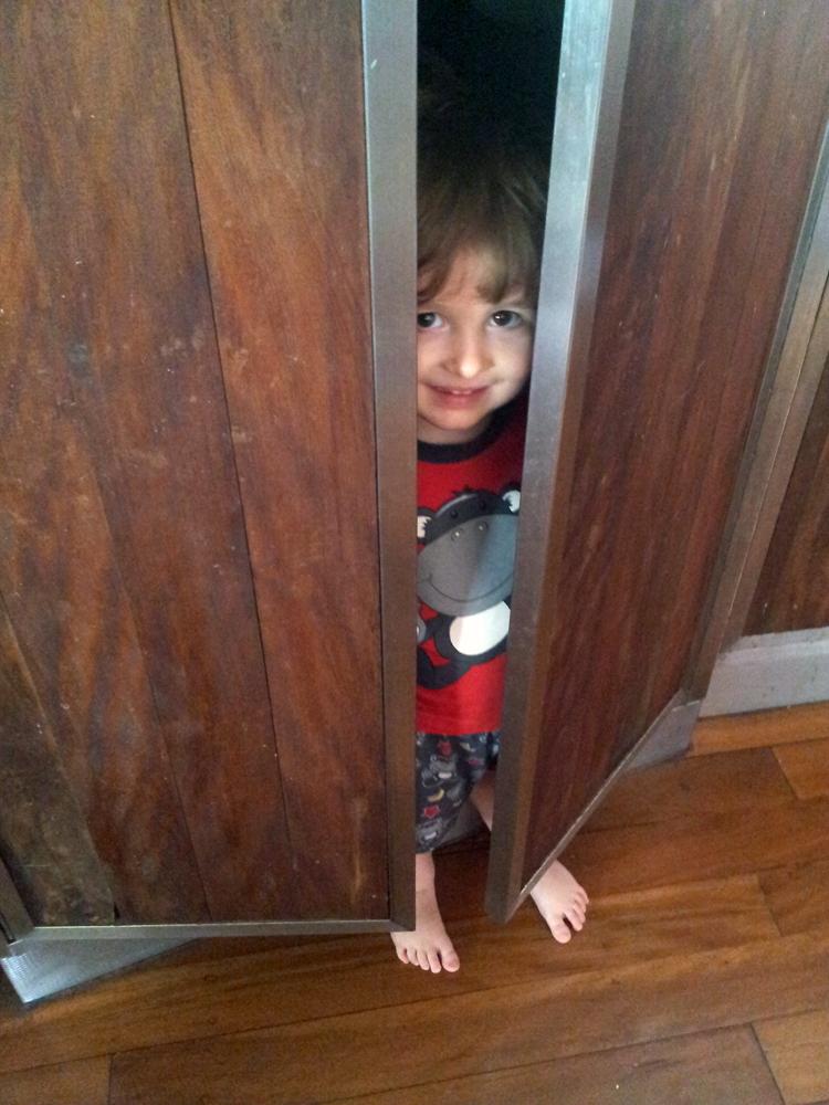 Addi's Hiding Spot
