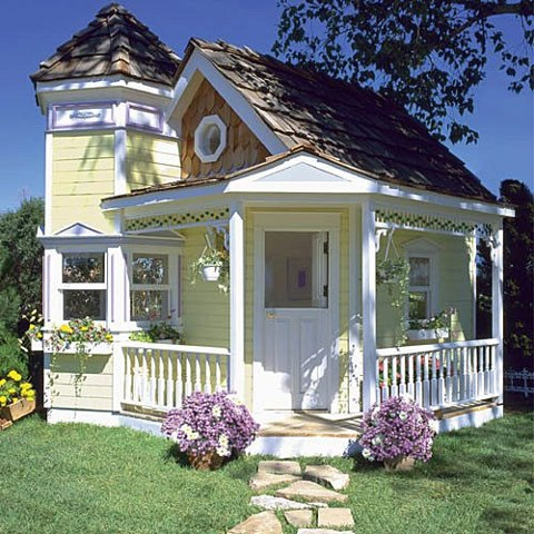 Suri Cruise's Cubby House