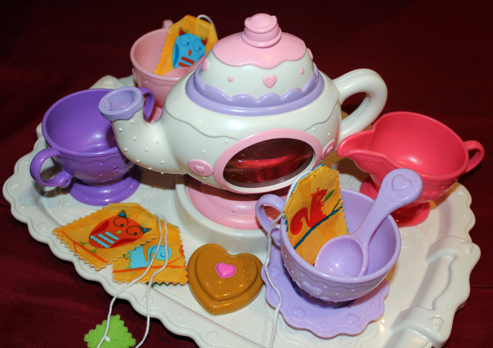 Tea Bags with Addi's Tea Set from Mamas Love