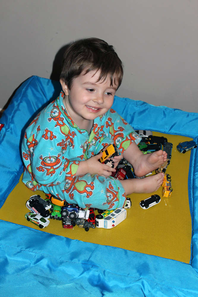 Addi and His Cars